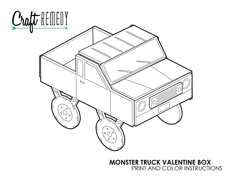 Box Truck Drawing At Getdrawings