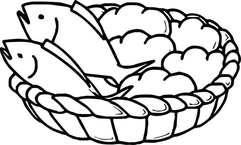 bread basket drawing at getdrawings  free download