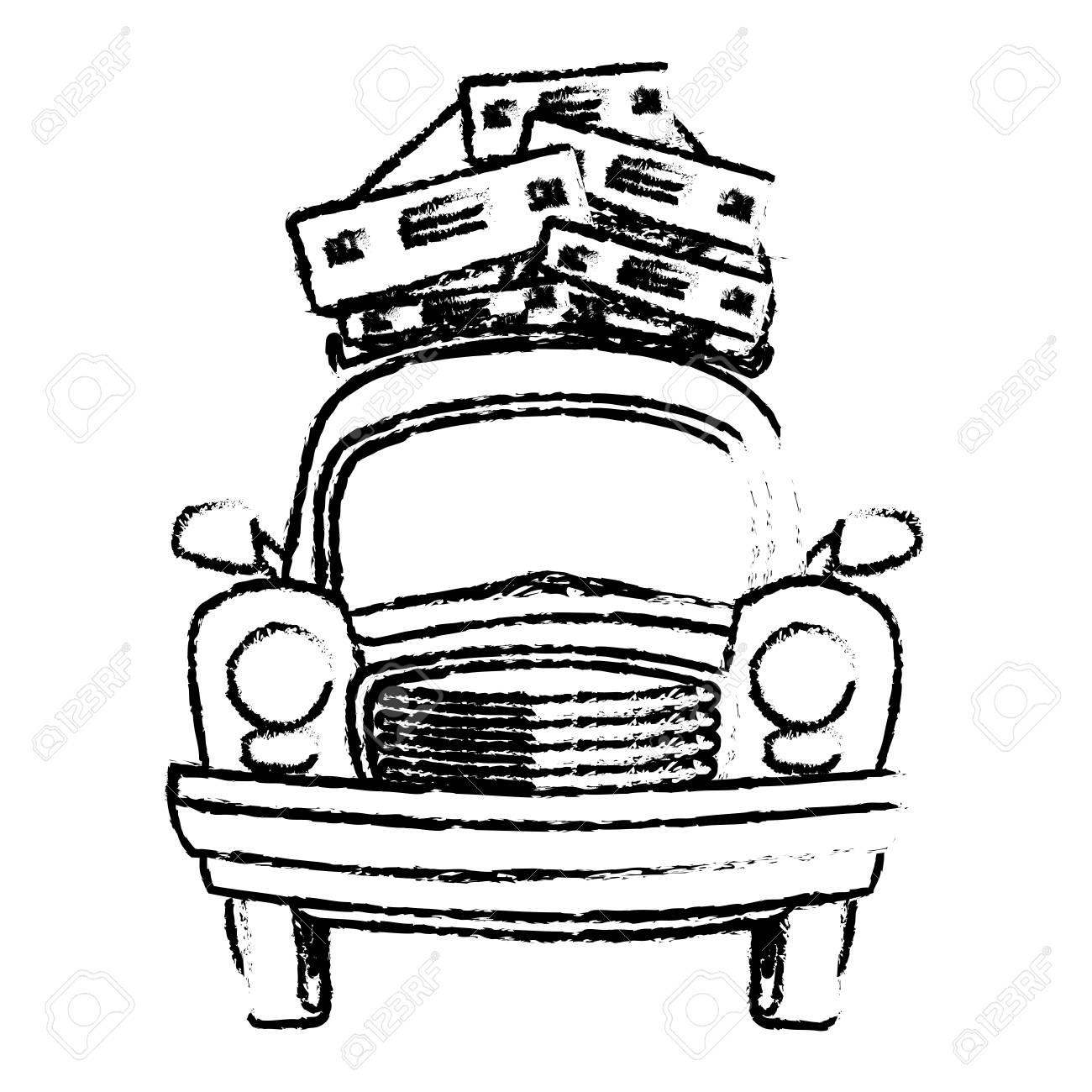 Car Drawing Top At Getdrawings