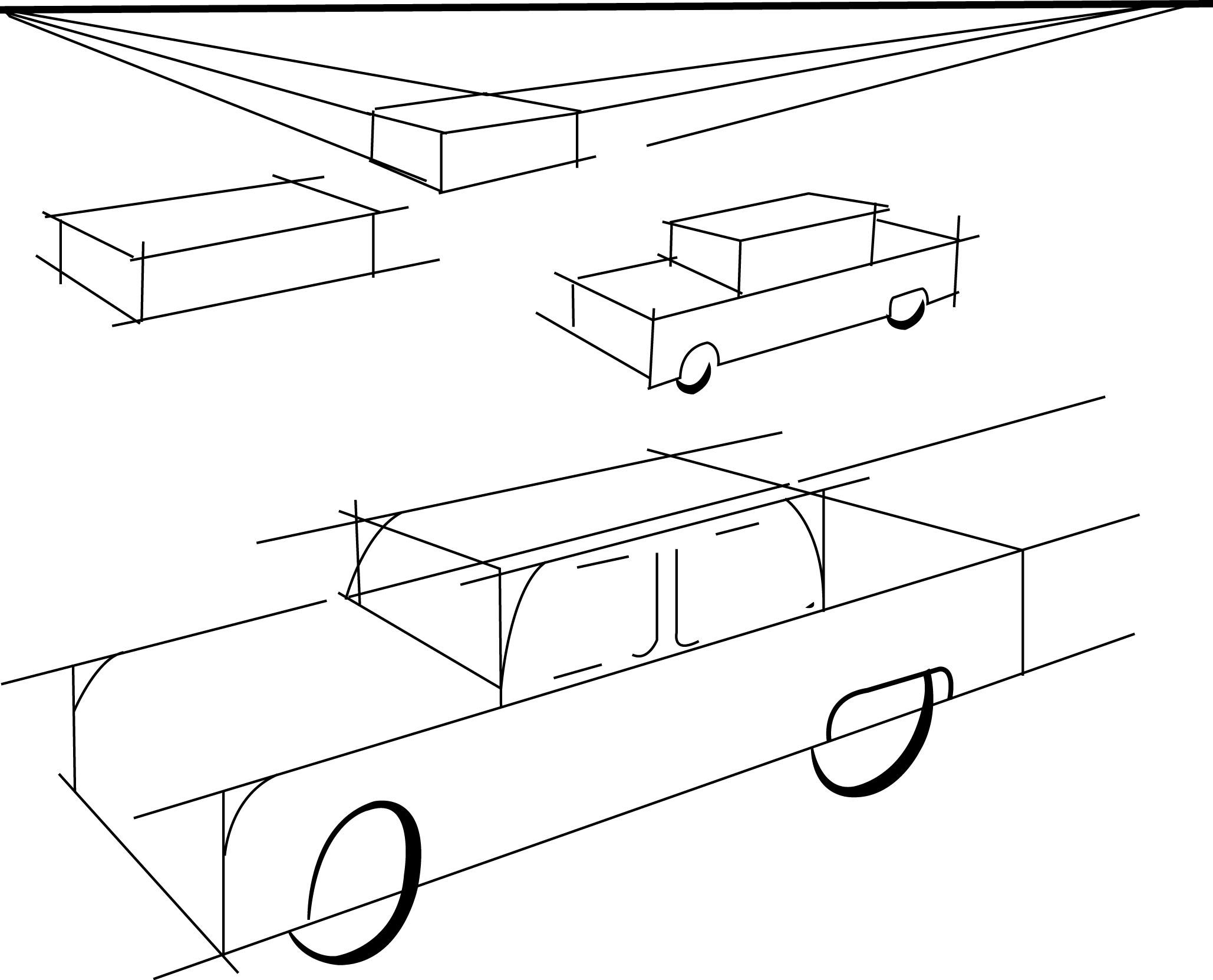 Car Front View Drawing At Getdrawings