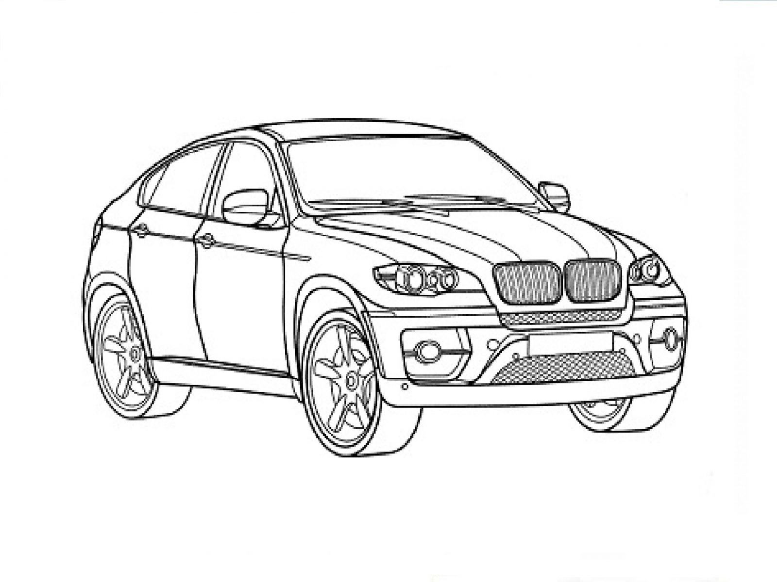 Car Pencil Sketch Drawing At Getdrawings
