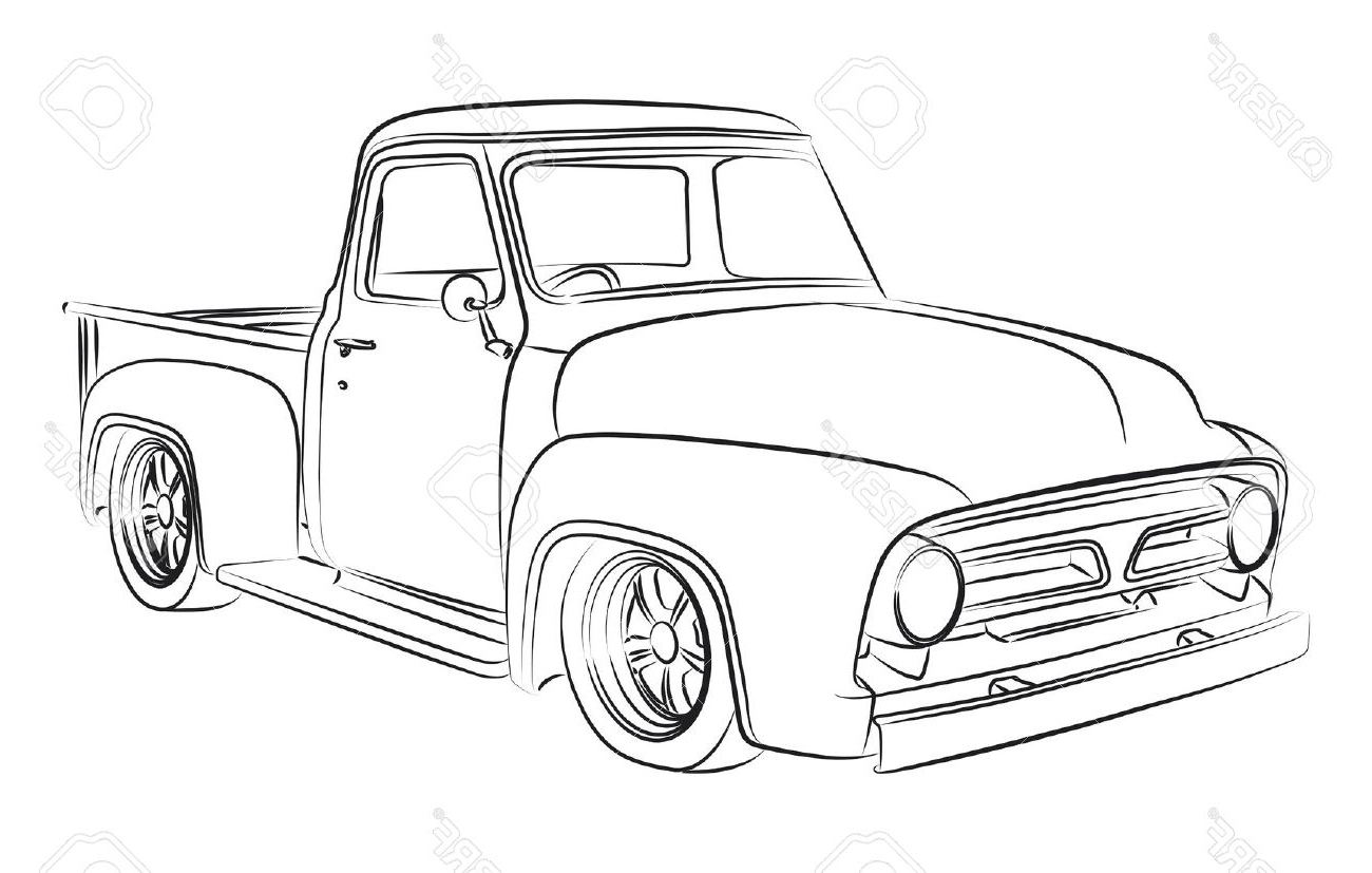 Cars Pencil Drawing At Getdrawings