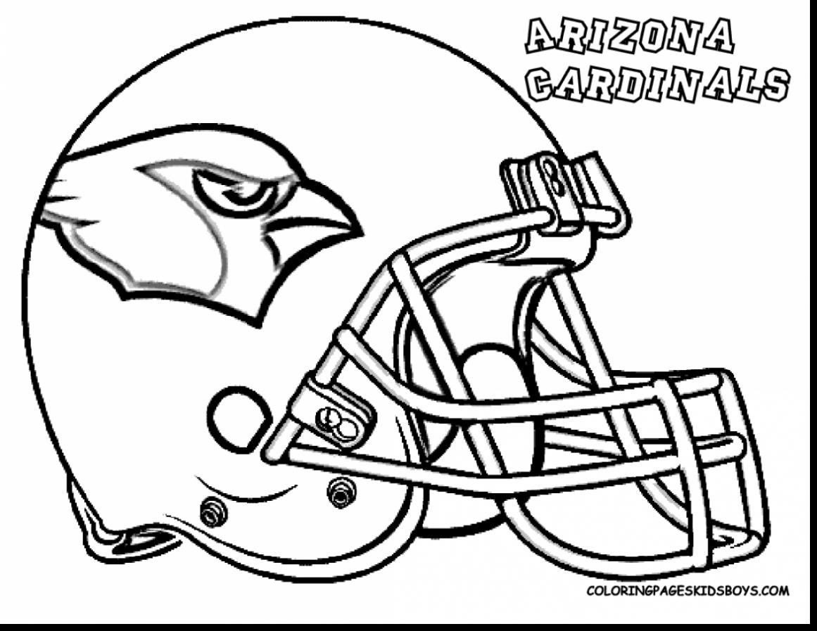 Cartoon Football Helmet Drawing At Getdrawings