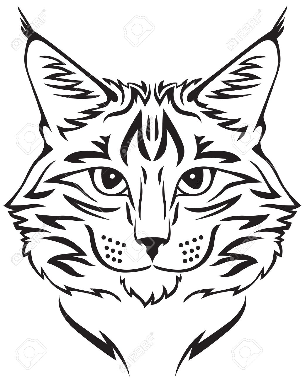 Search For Cat Drawing At Getdrawings