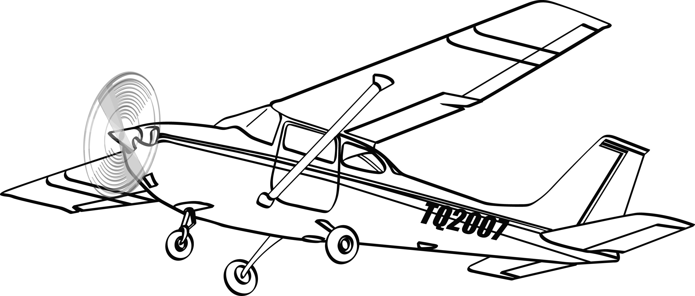 The Best Free Cessna Drawing Images Download From 74 Free