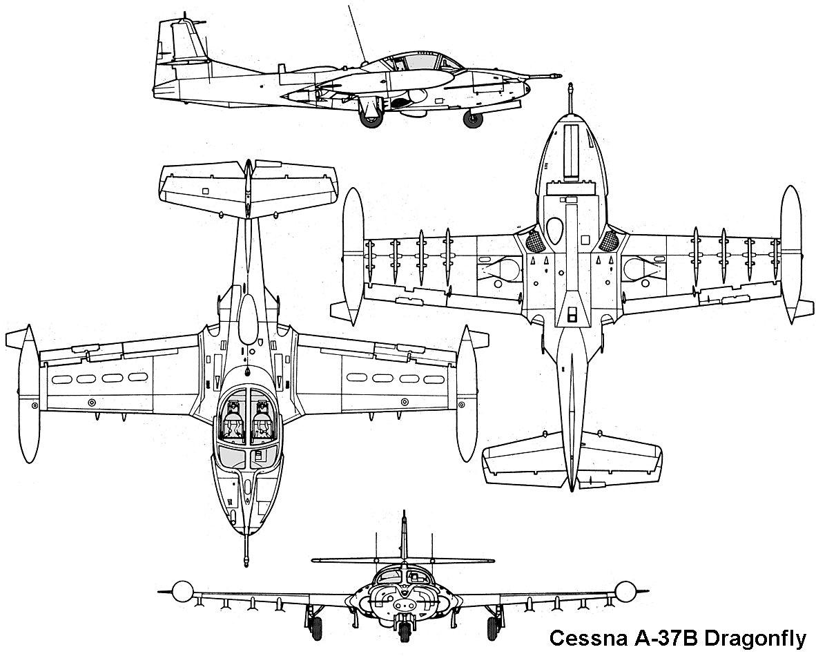 Cessna 182 Drawing At Getdrawings
