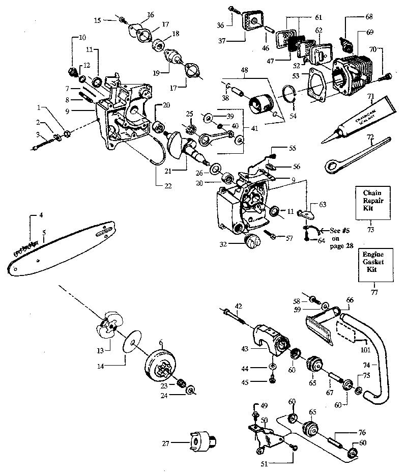 Stihl Ts400 Parts Diagram Online