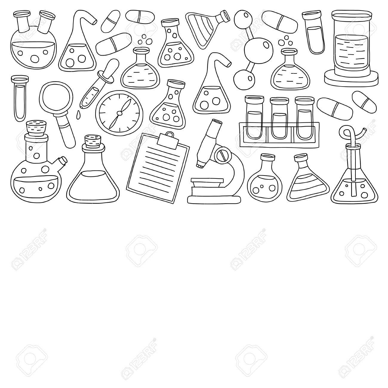 Hand draw chemistry on background riding mower wiring diagram chemistry drawing free 14 hand draw chemistry