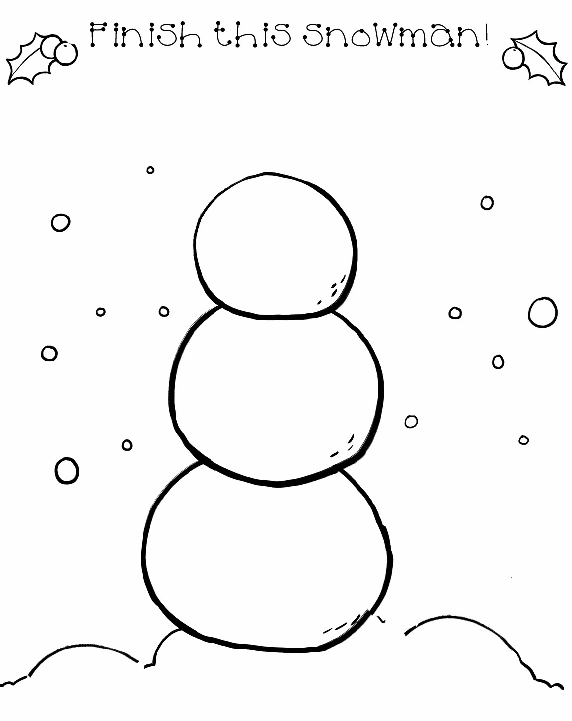 Christmas Drawing Activities At Getdrawings