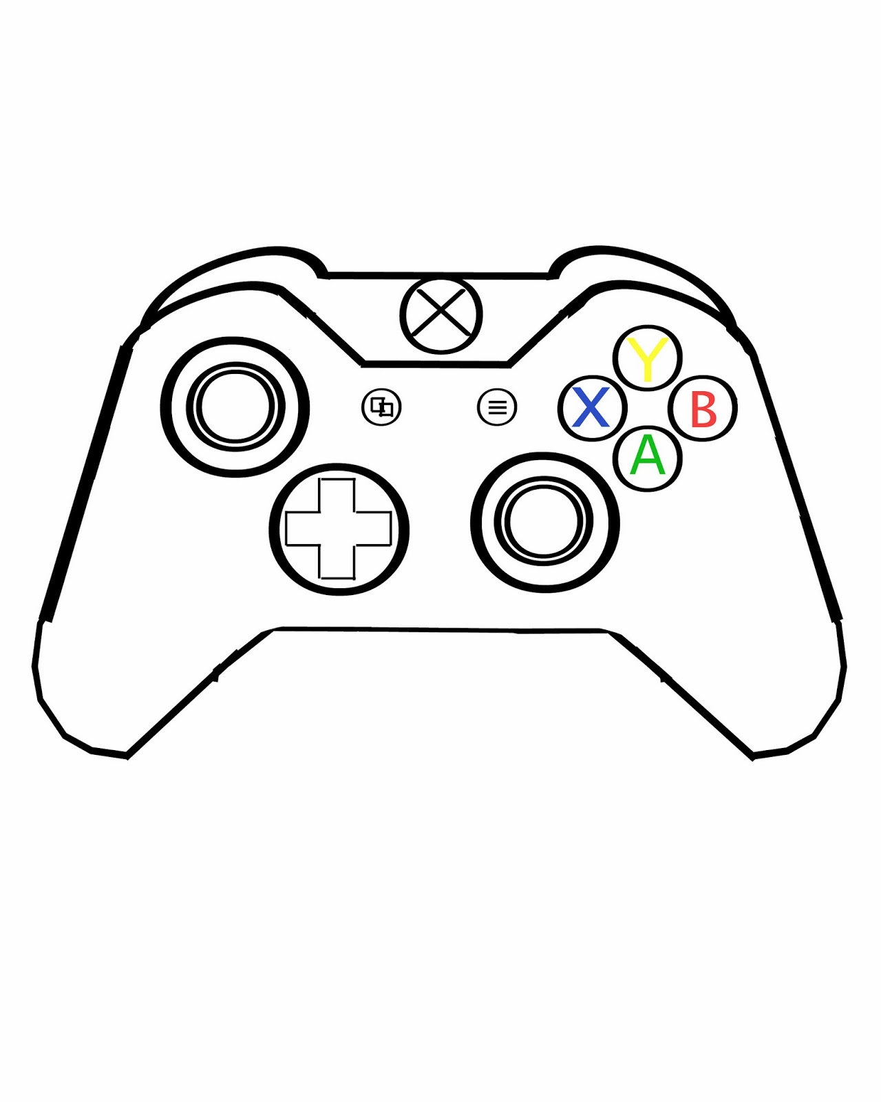 Controller Drawing At Getdrawings