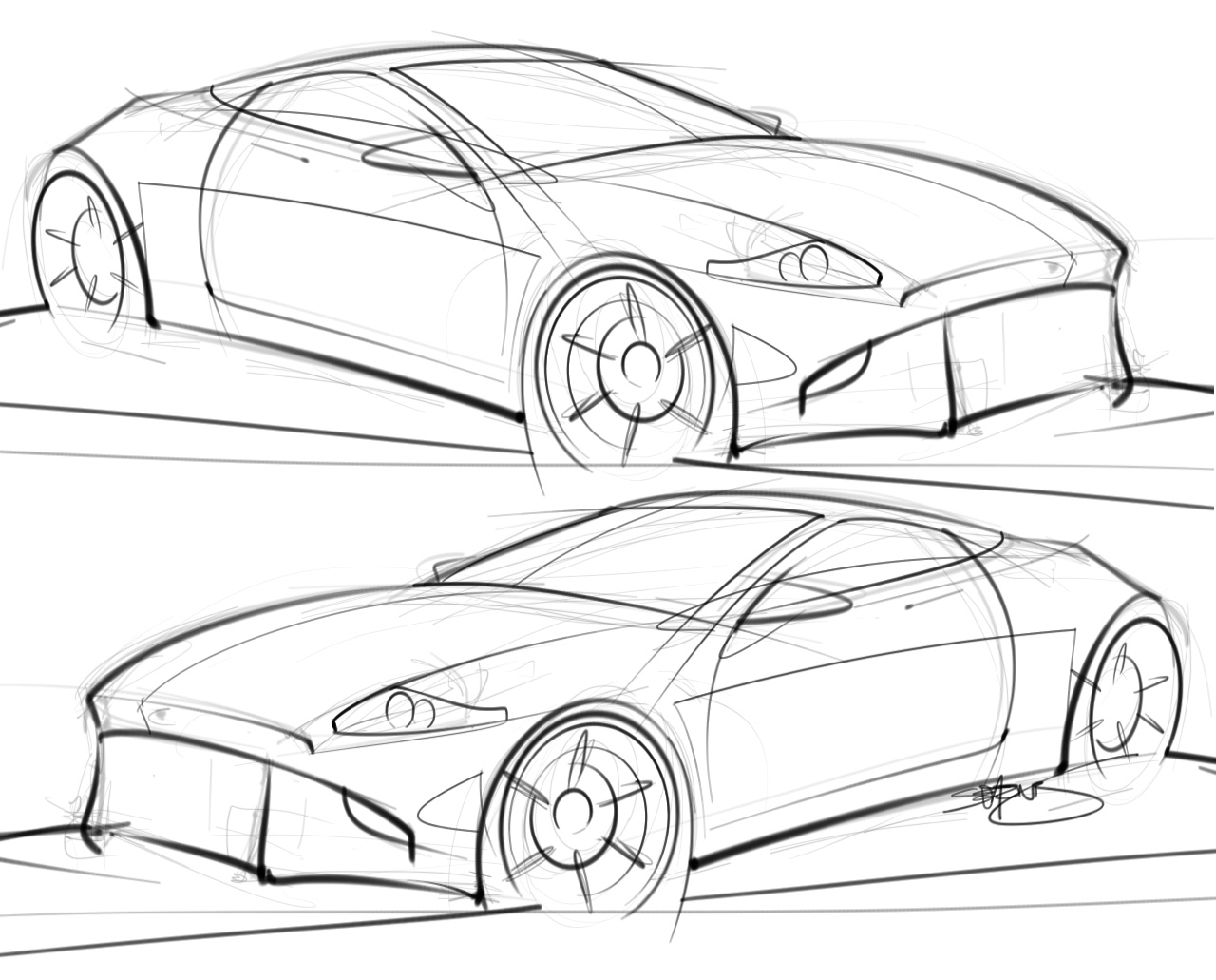 Cool drawing of cars at getdrawings free for personal use cool