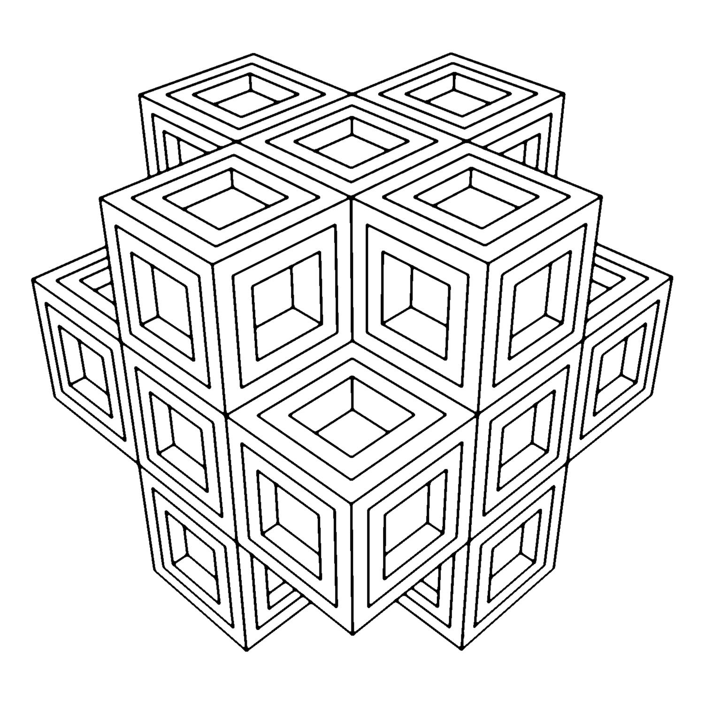Cubicle Drawing At Getdrawings