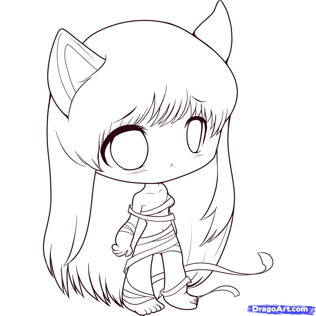 Cute Anime Drawing Ideas At Getdrawings