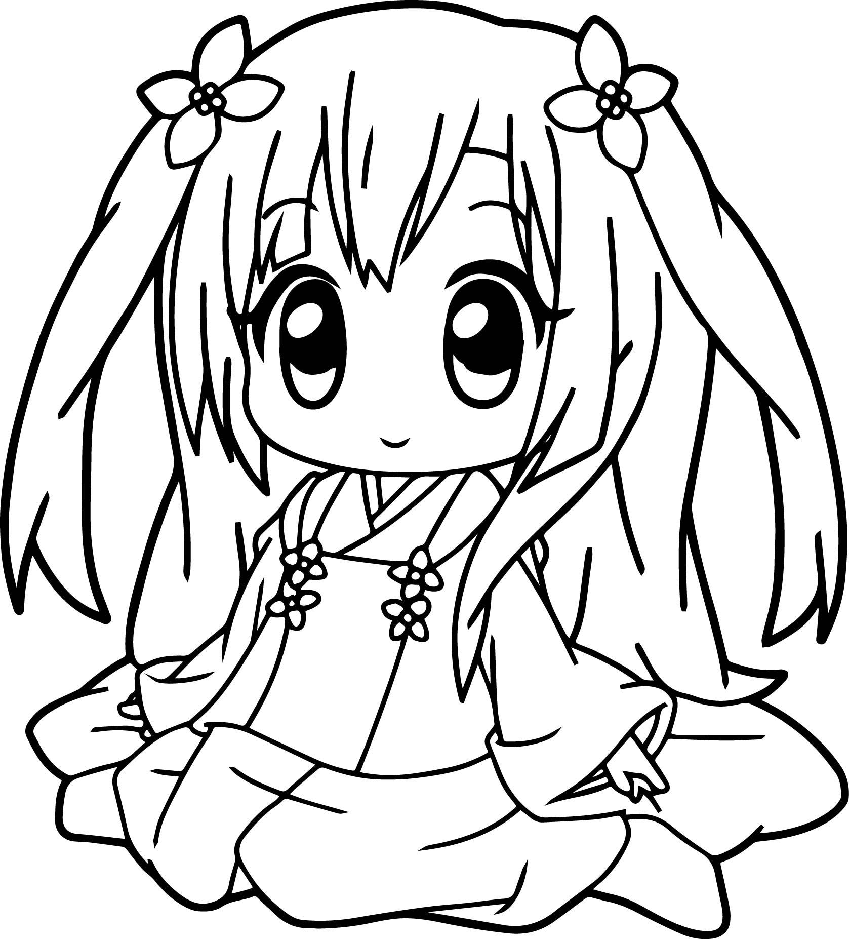 Cute Dog Anime Drawing At Getdrawings