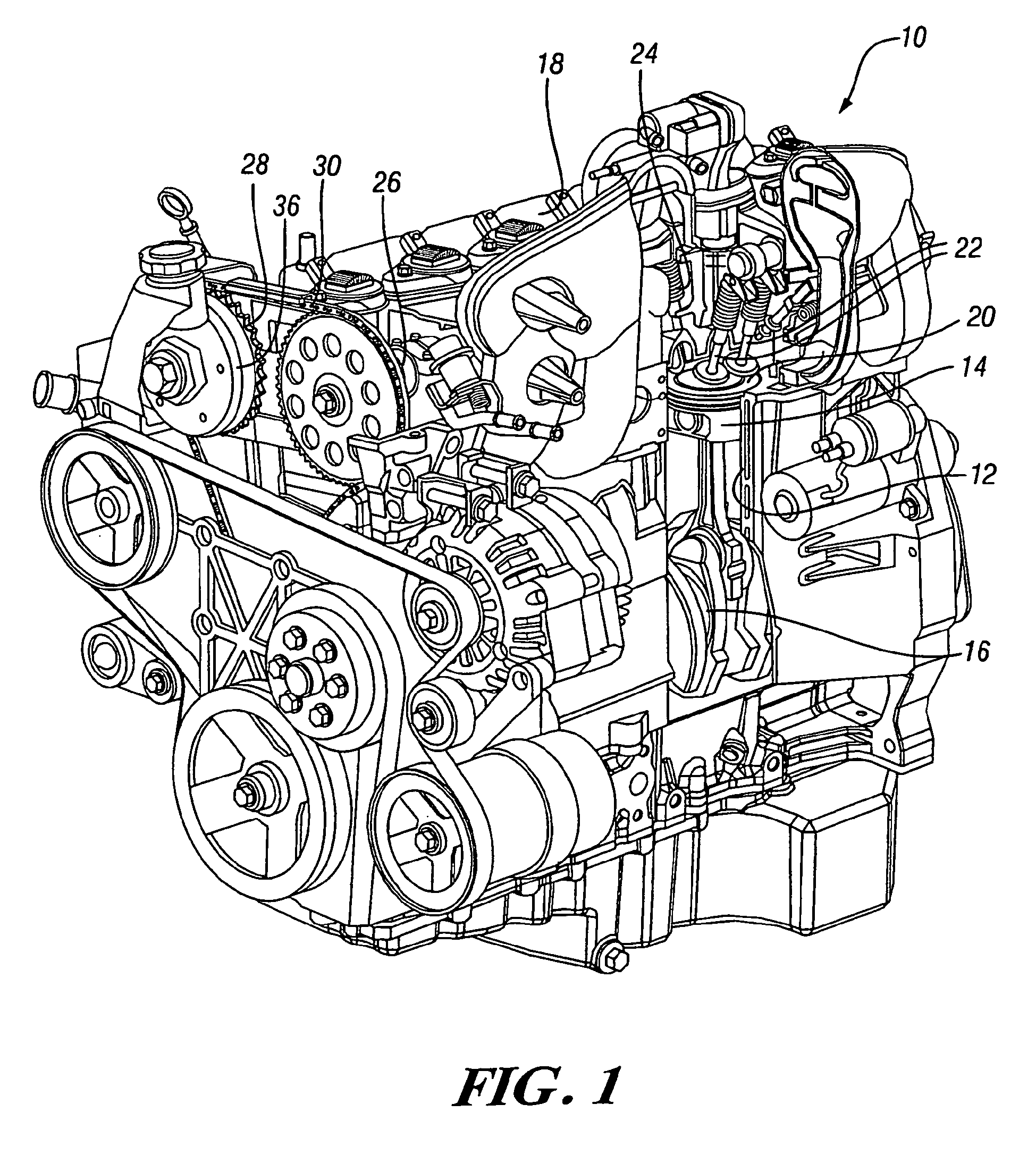 1 4 Liter Engine Diagram