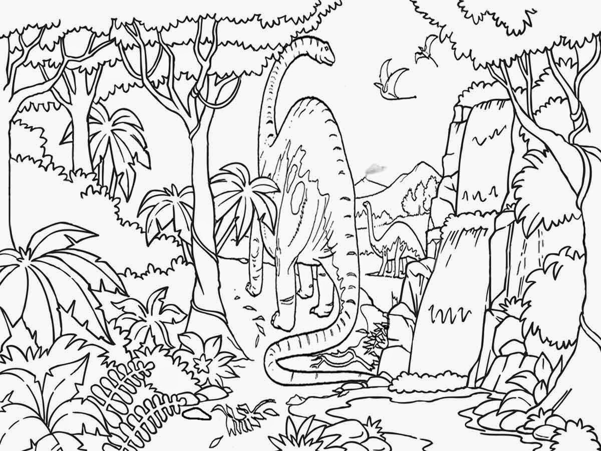 Dinosaur Kids Drawing At Getdrawings