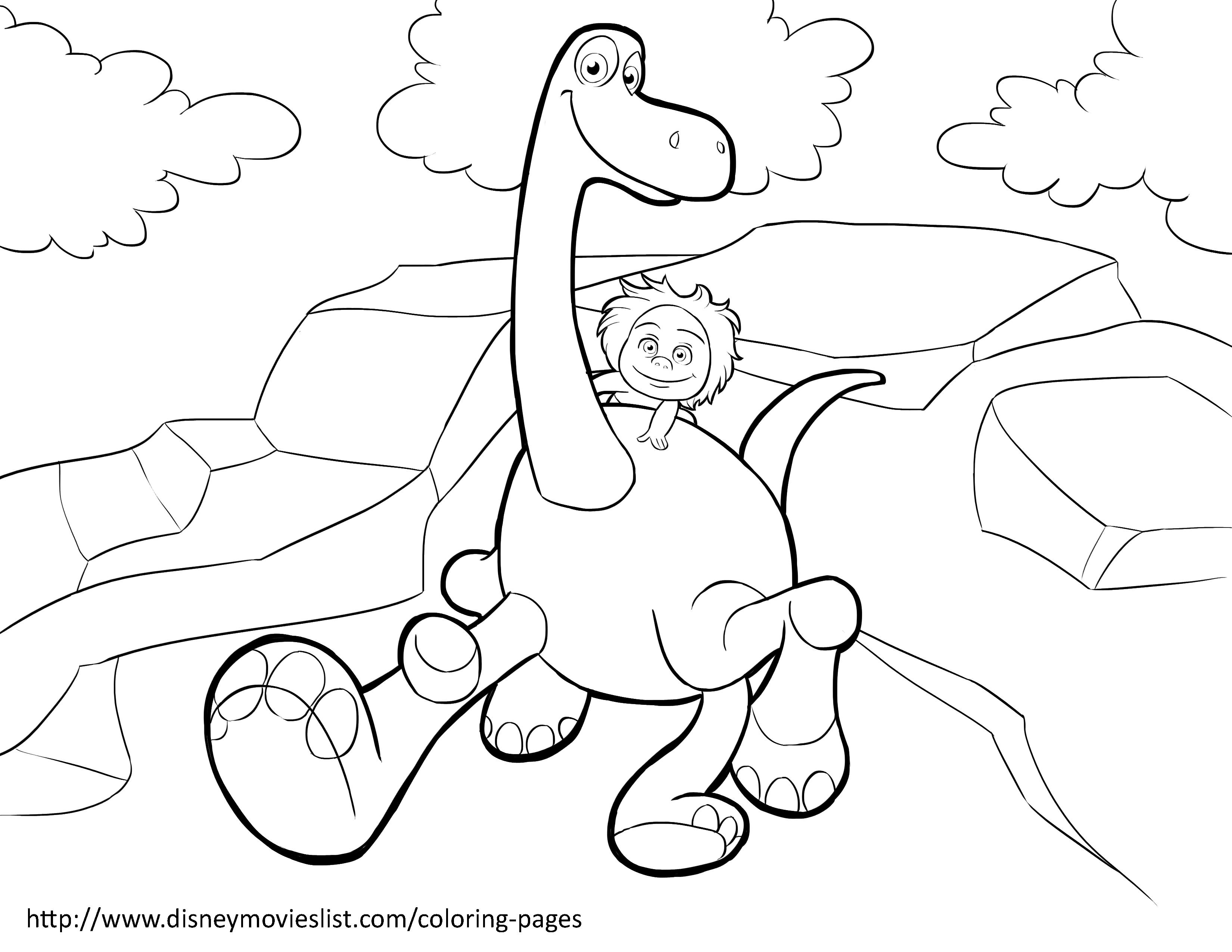 Dinosaur Outline Drawing At Getdrawings