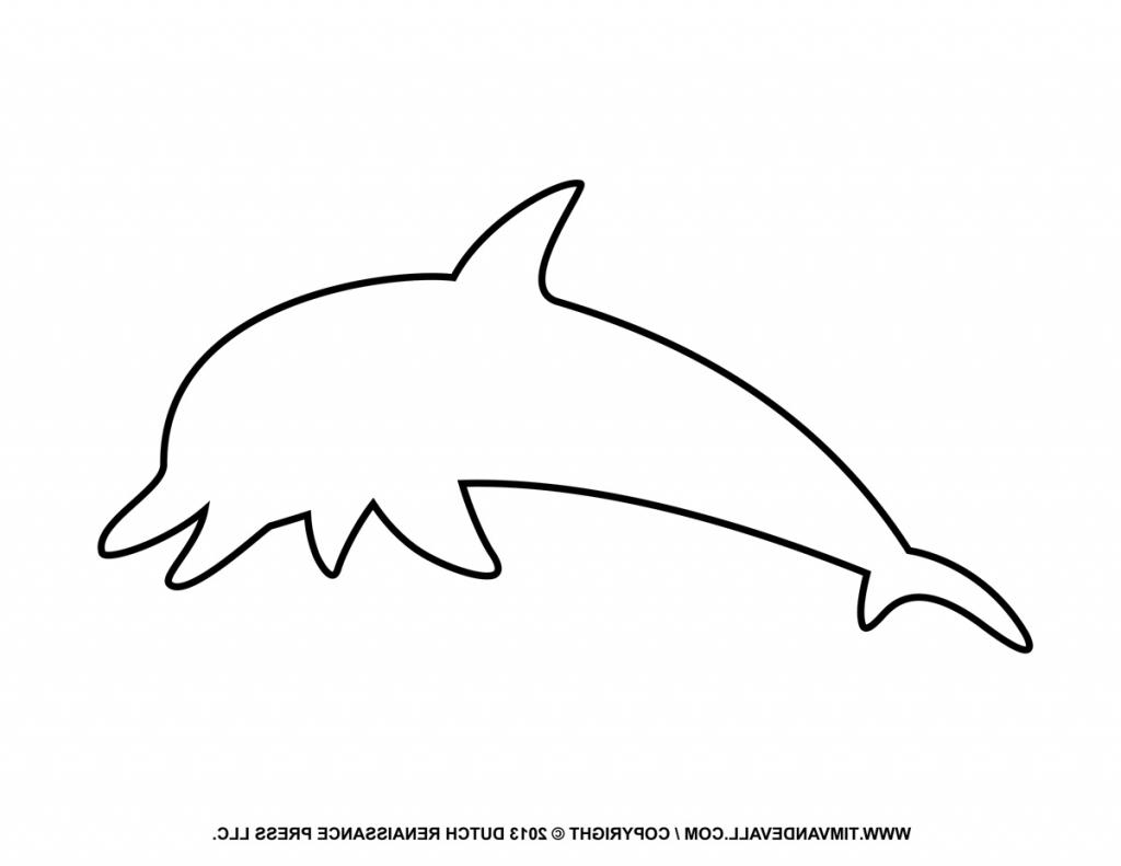 1024x791 dolphin clipart simple