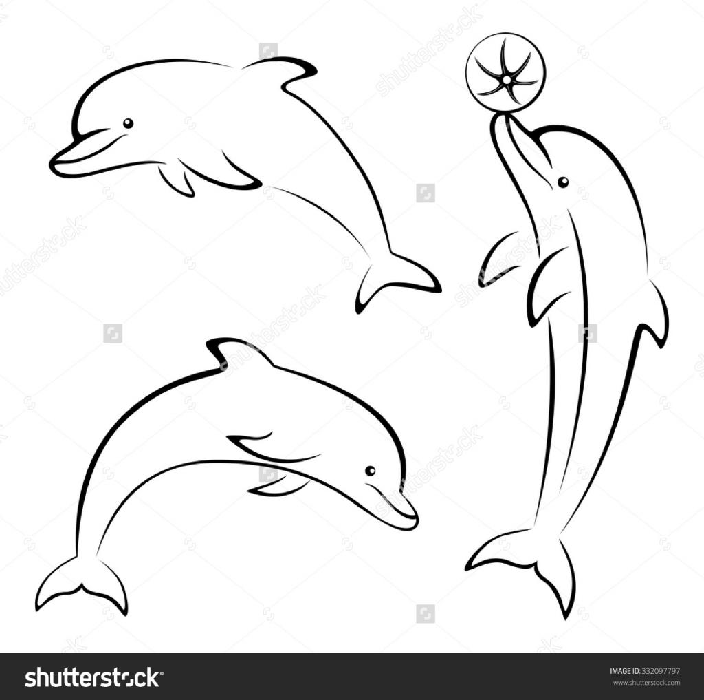 1024x1017 dolphin drawing free clip arts sanyangfrp