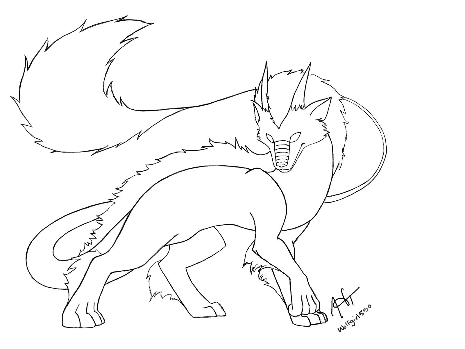 Dragon Simple Drawing At Getdrawings