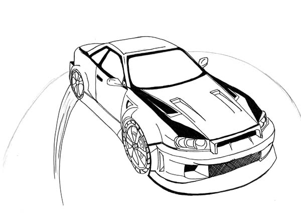 Camaro 2016 Coloring Pages