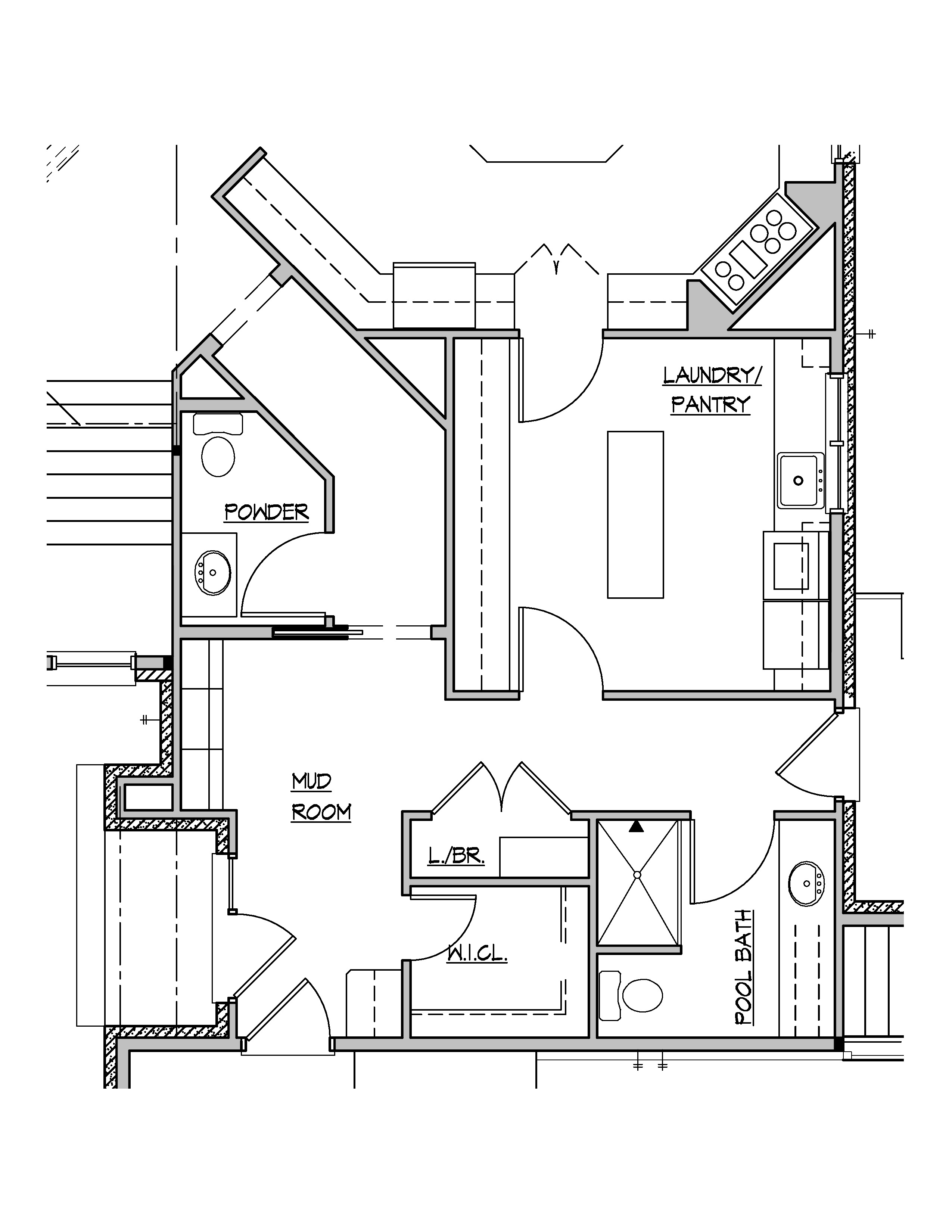 Easy Architectural Drawing At Getdrawings