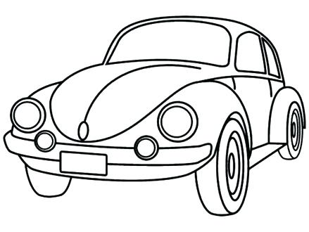 Easy Cars Drawing at GetDrawings   Free download