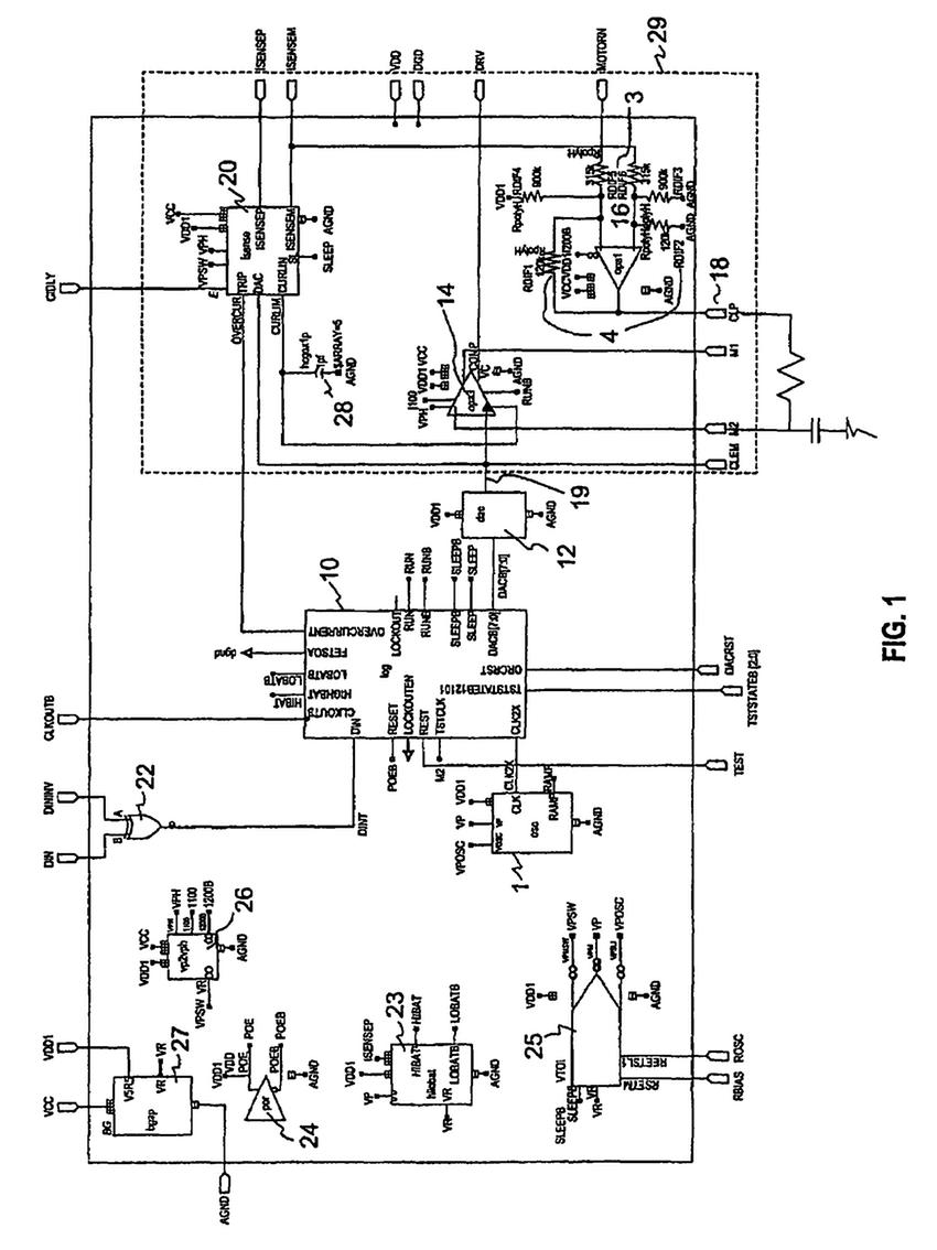 850x1134 patent us5350076 bridge crane electric motor control system