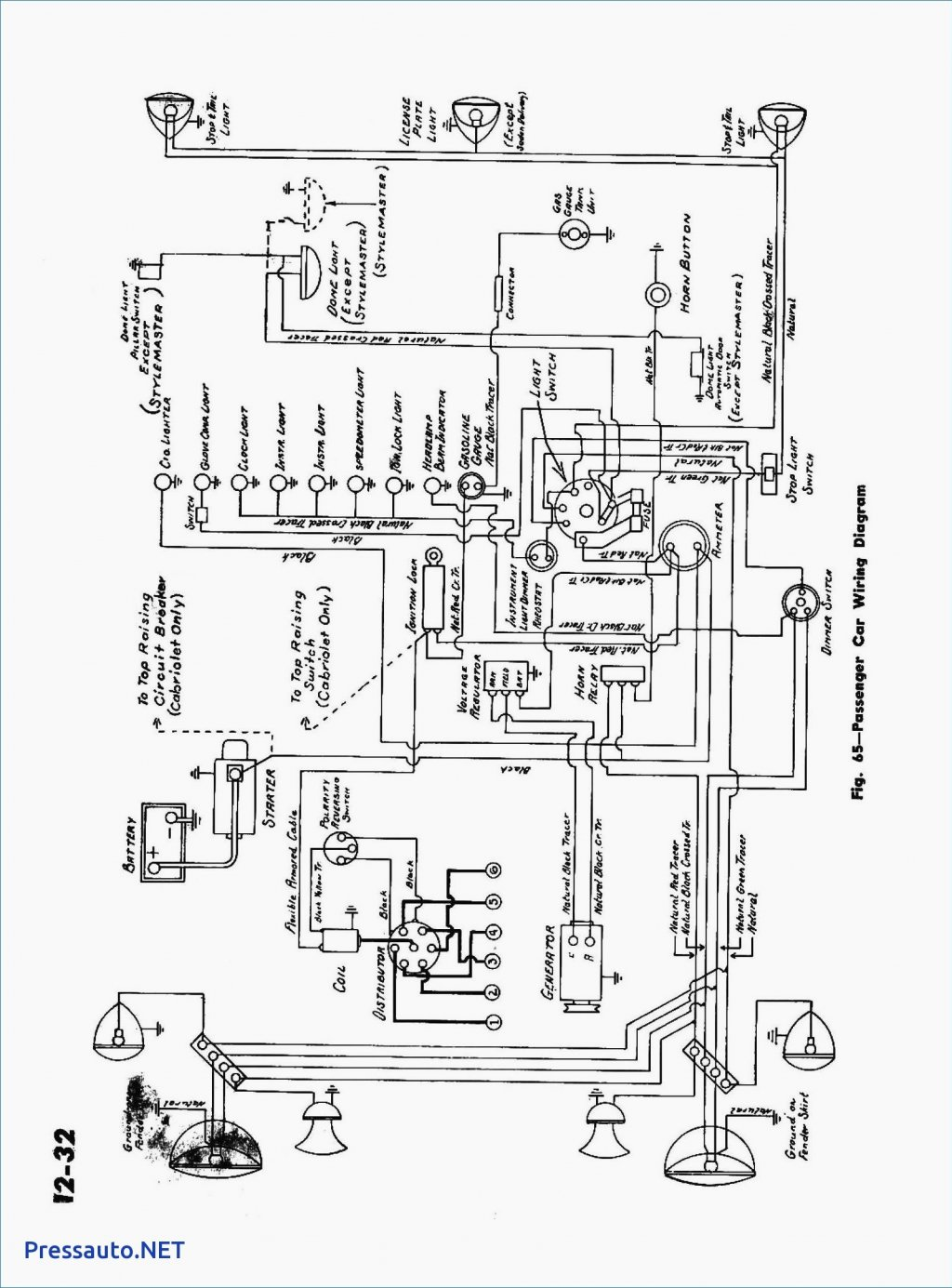 Circuit Diagram Reading