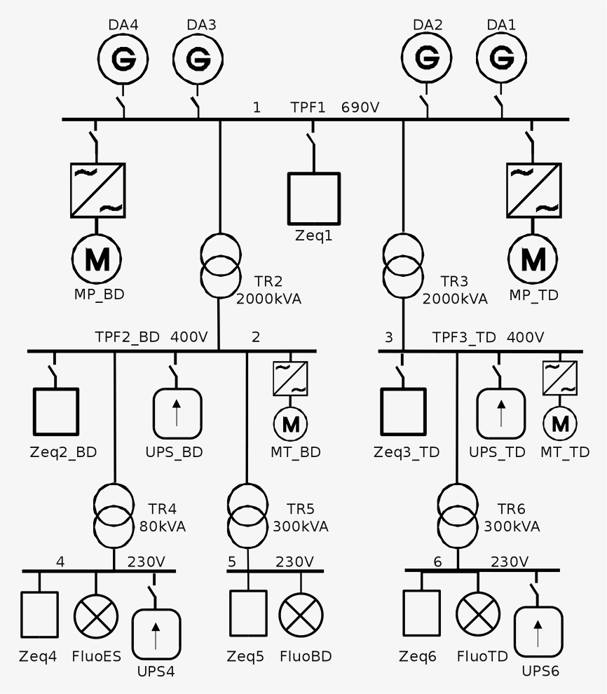 Electrical symbols drawing at getdrawings free for personal
