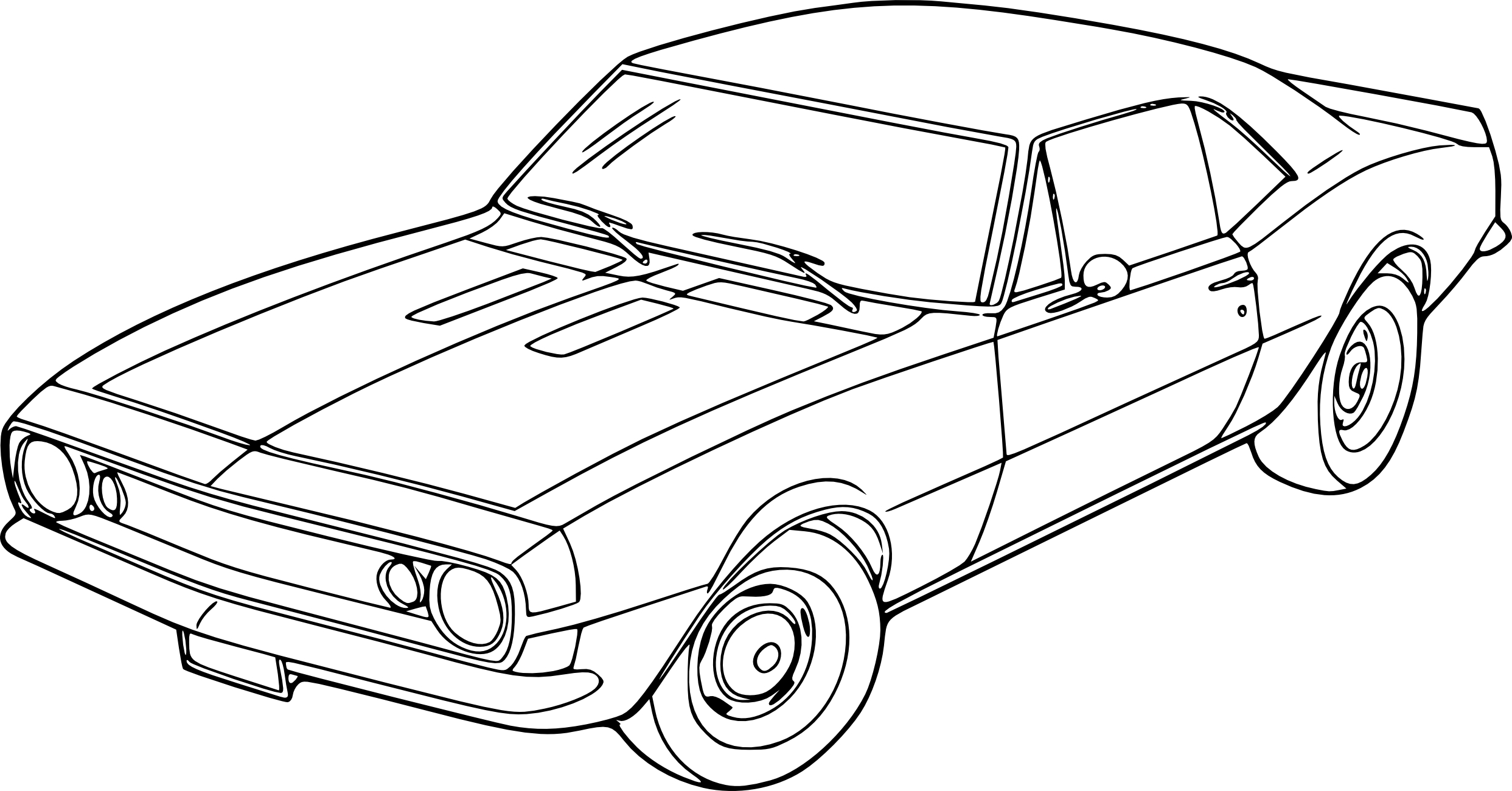 Fast And Furious Drawing At Getdrawings