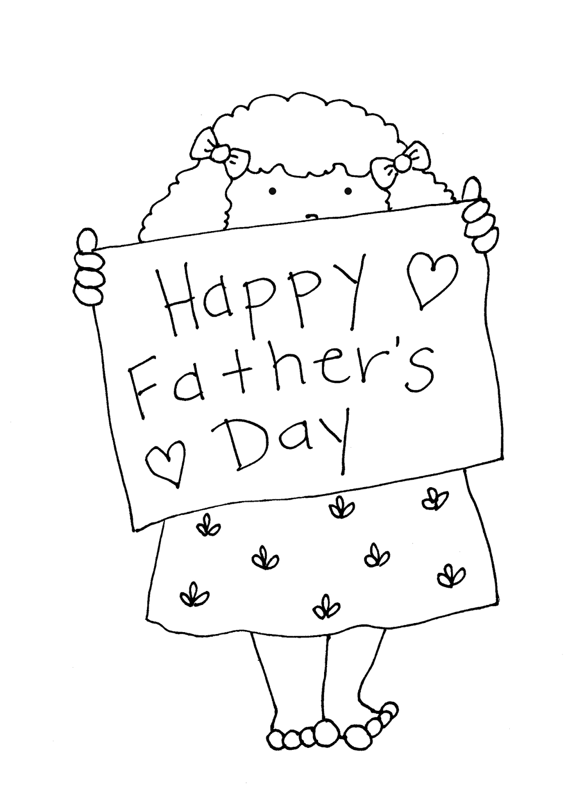 Father S Day Drawing At Getdrawings