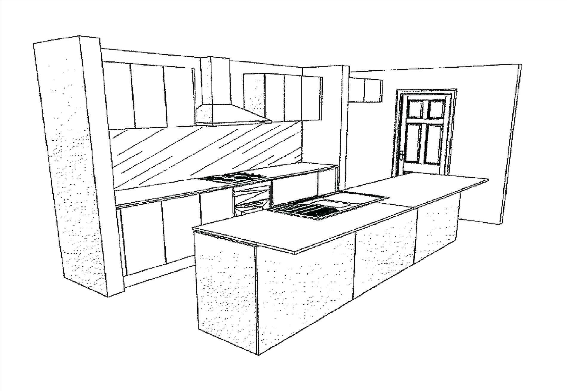 File Cabinet Drawing At Getdrawings