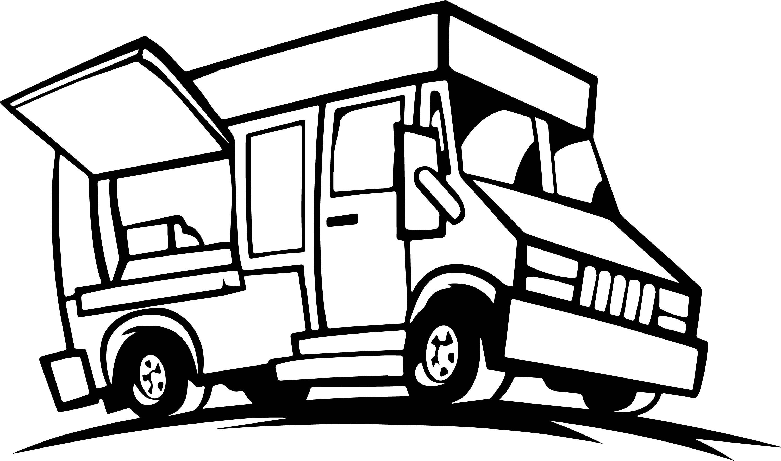 Fire Truck Drawing Easy At Getdrawings