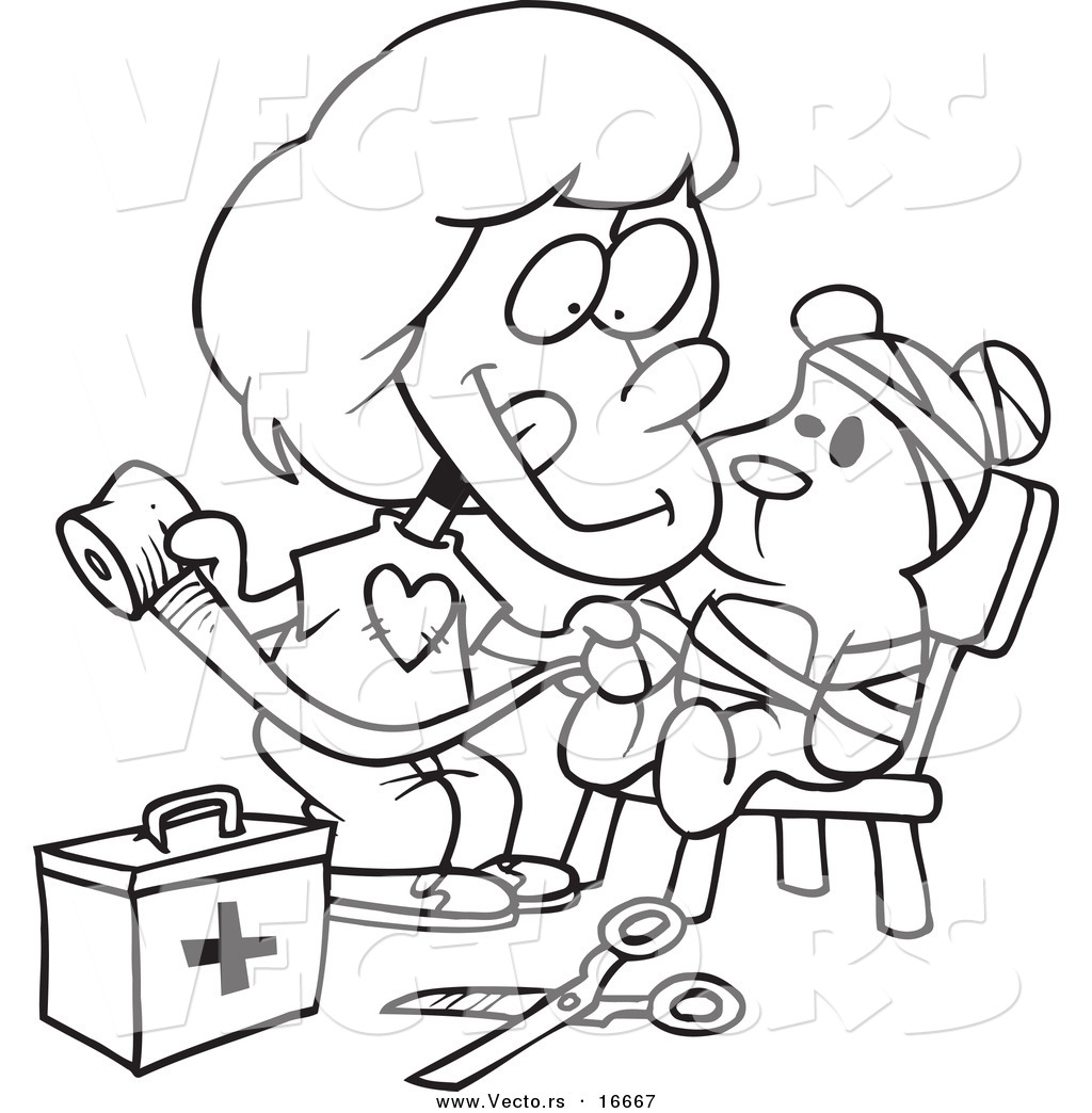 First Aid Drawing At Getdrawings