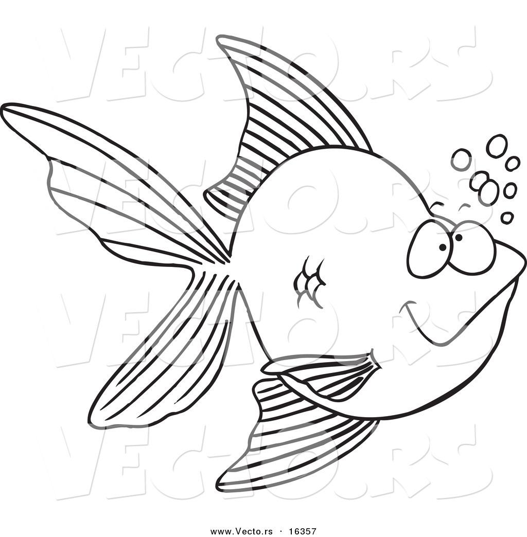 Fish Head Drawing At Getdrawings
