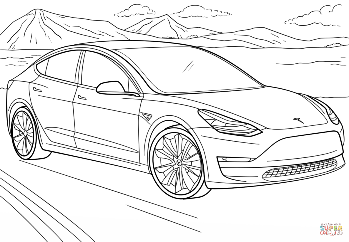 The Best Free Tesla Drawing Images Download From 83 Free