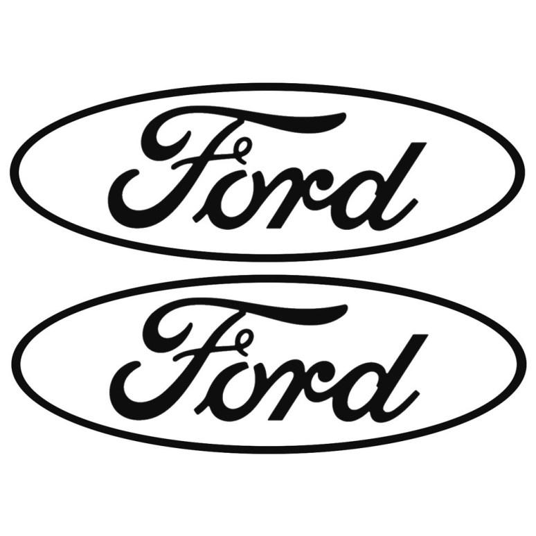 Ford Mustang Logo Drawing at GetDrawings | Free download
