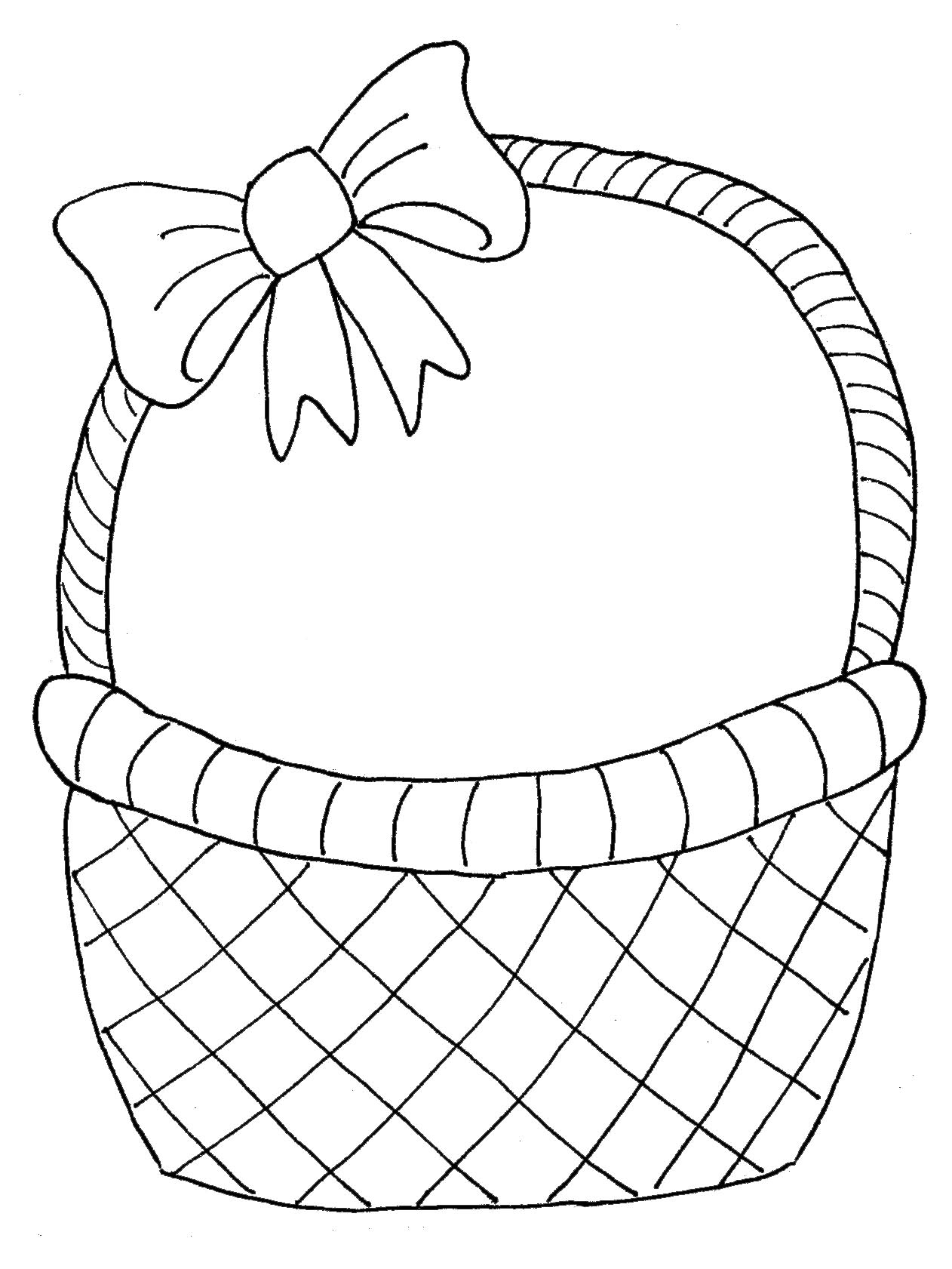Fruit Basket Drawing At Getdrawings