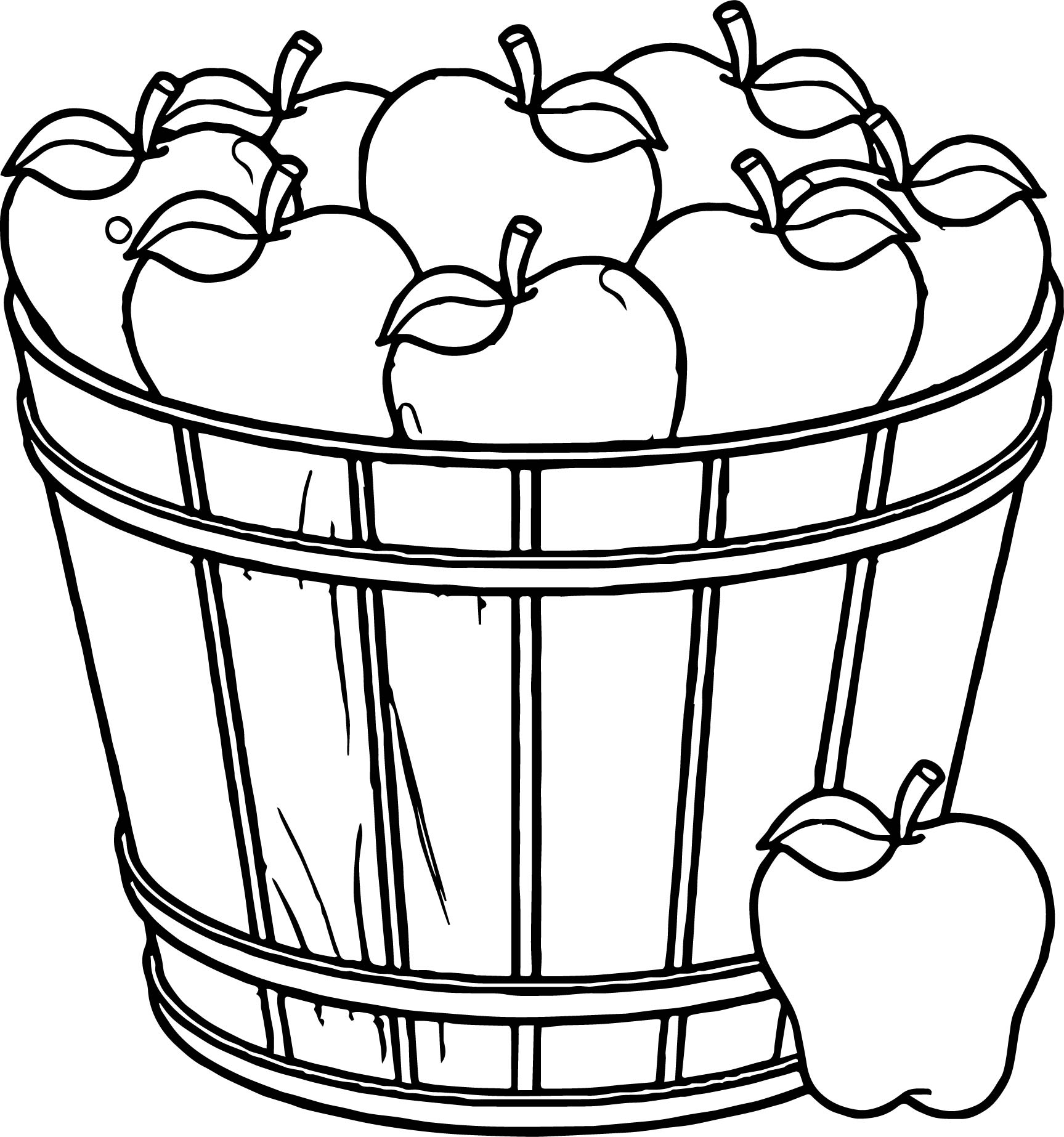 Fruit Bowl Drawing At Getdrawings