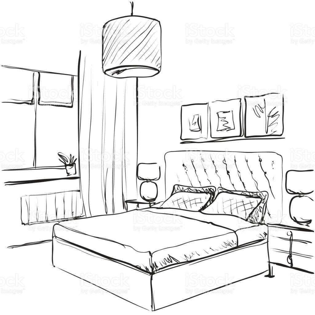 Furniture Design Drawing At Getdrawings