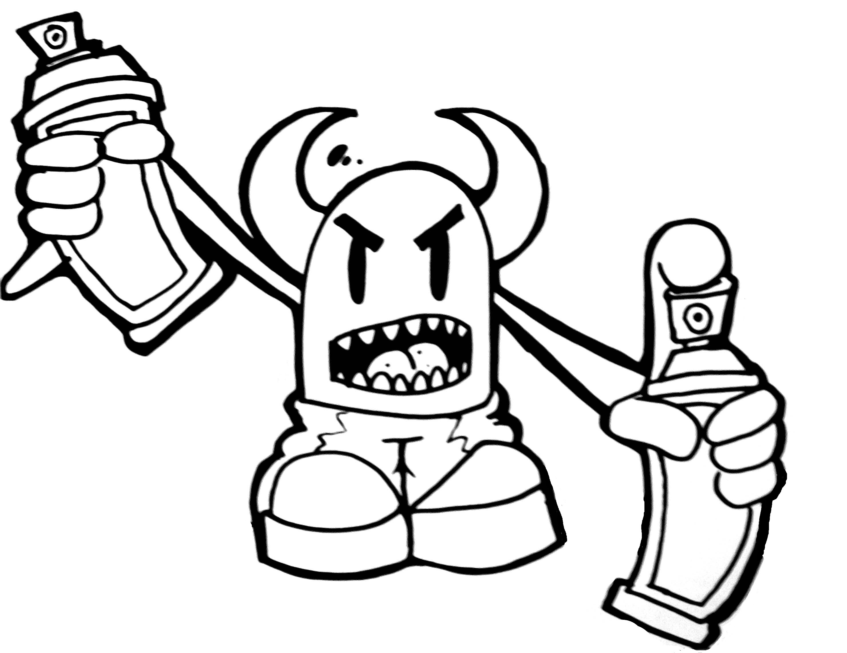 Gangster Mickey Mouse Drawing At Getdrawings