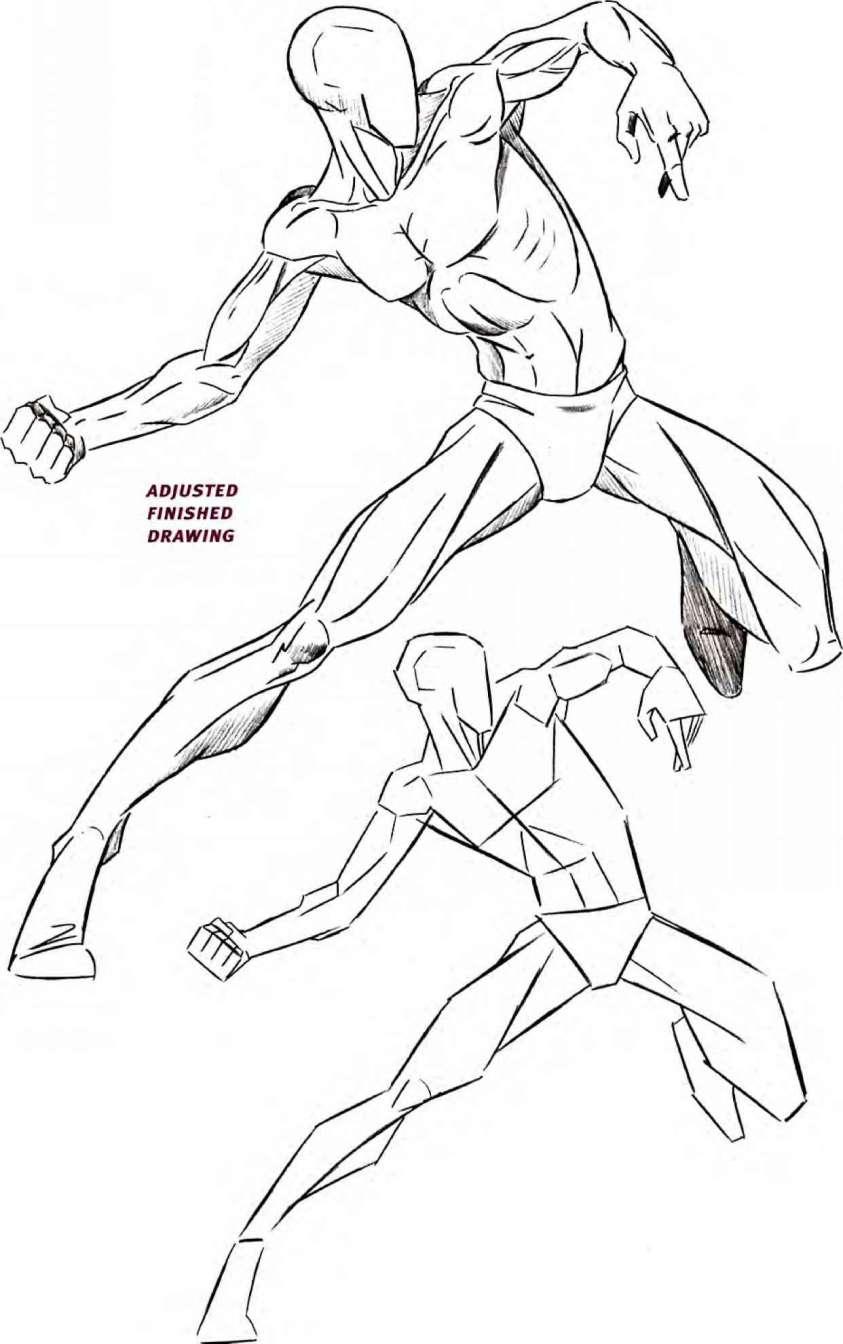 Girls Figure Drawing at GetDrawings | Free download