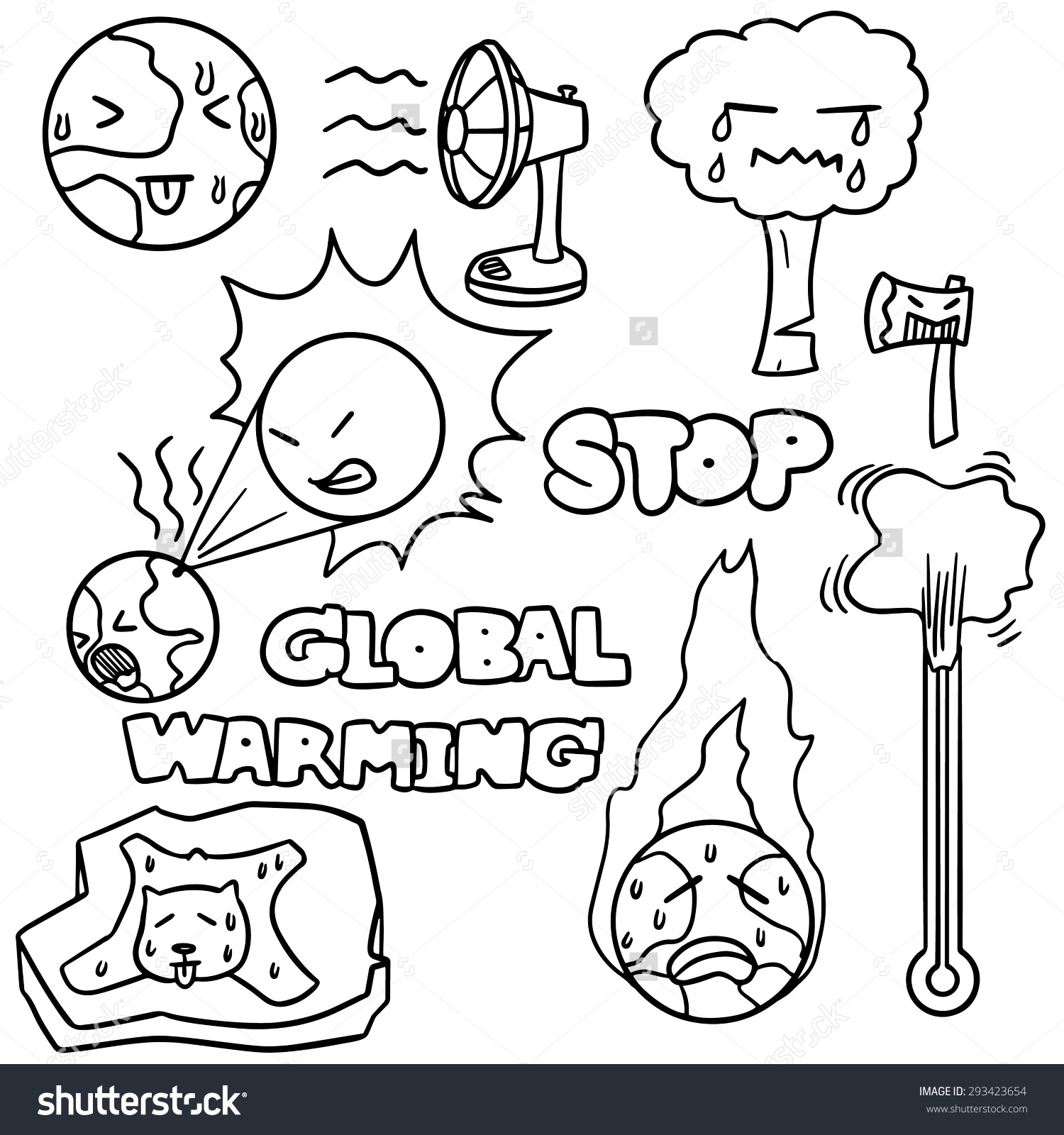 Global warming drawing at getdrawings free for personal use global warming drawing 15 global warming drawing