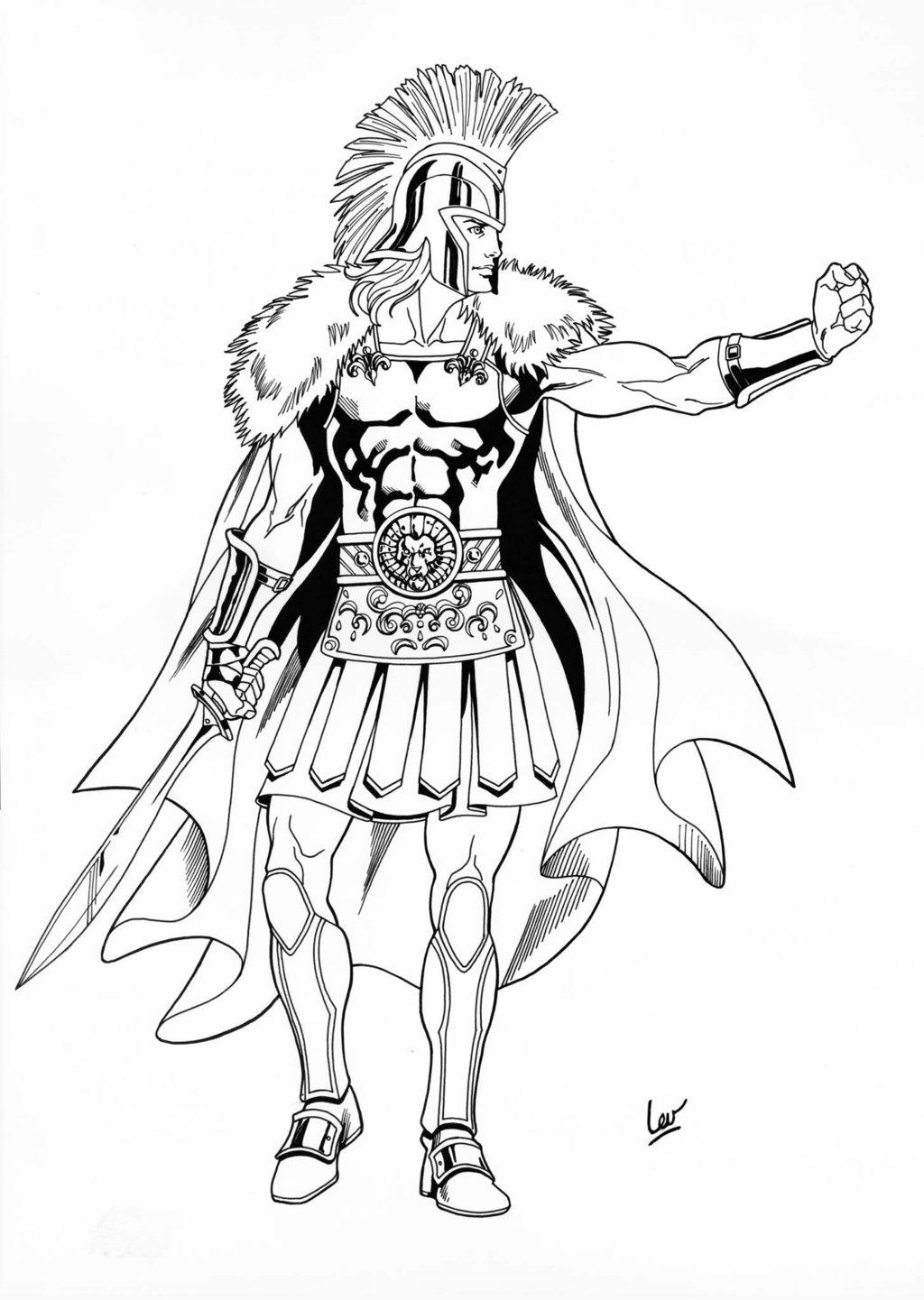 Greek Sol R Drawing At Getdrawings