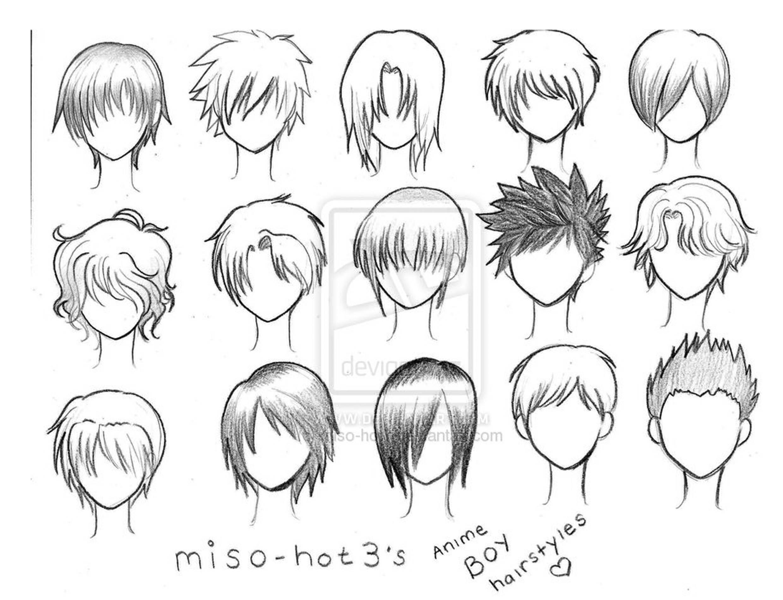 Hairstyle Drawing at GetDrawings