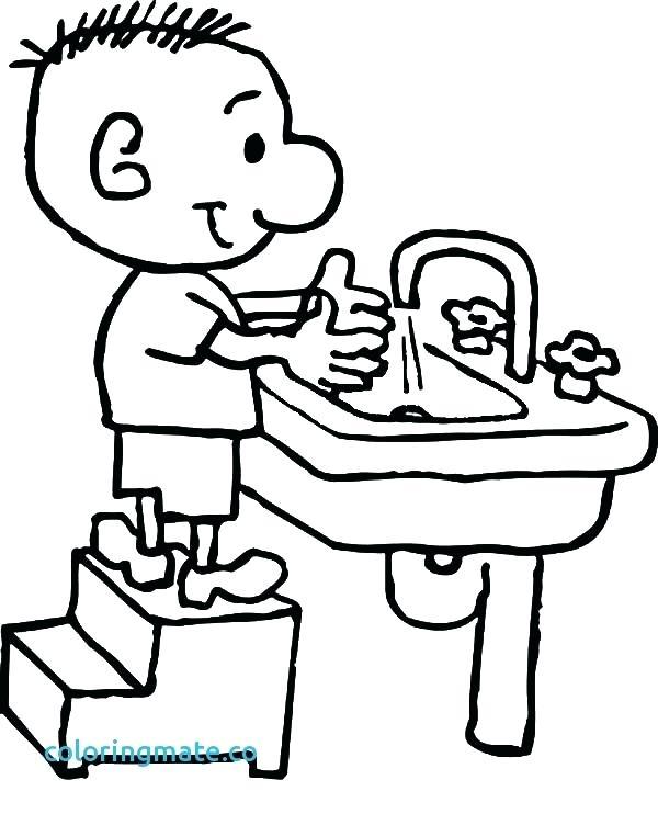 hand washing drawing at getdrawings  free download