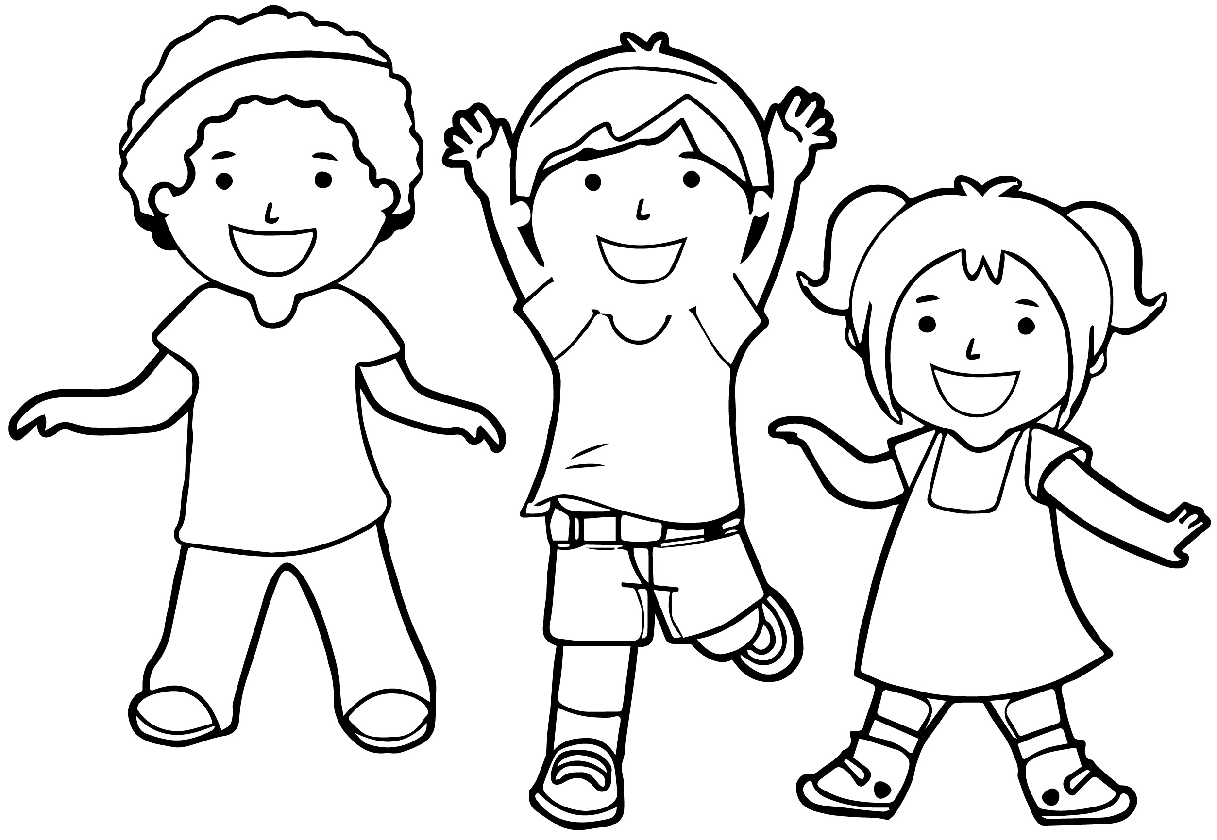 Coloring Pages For Toddler Girls
