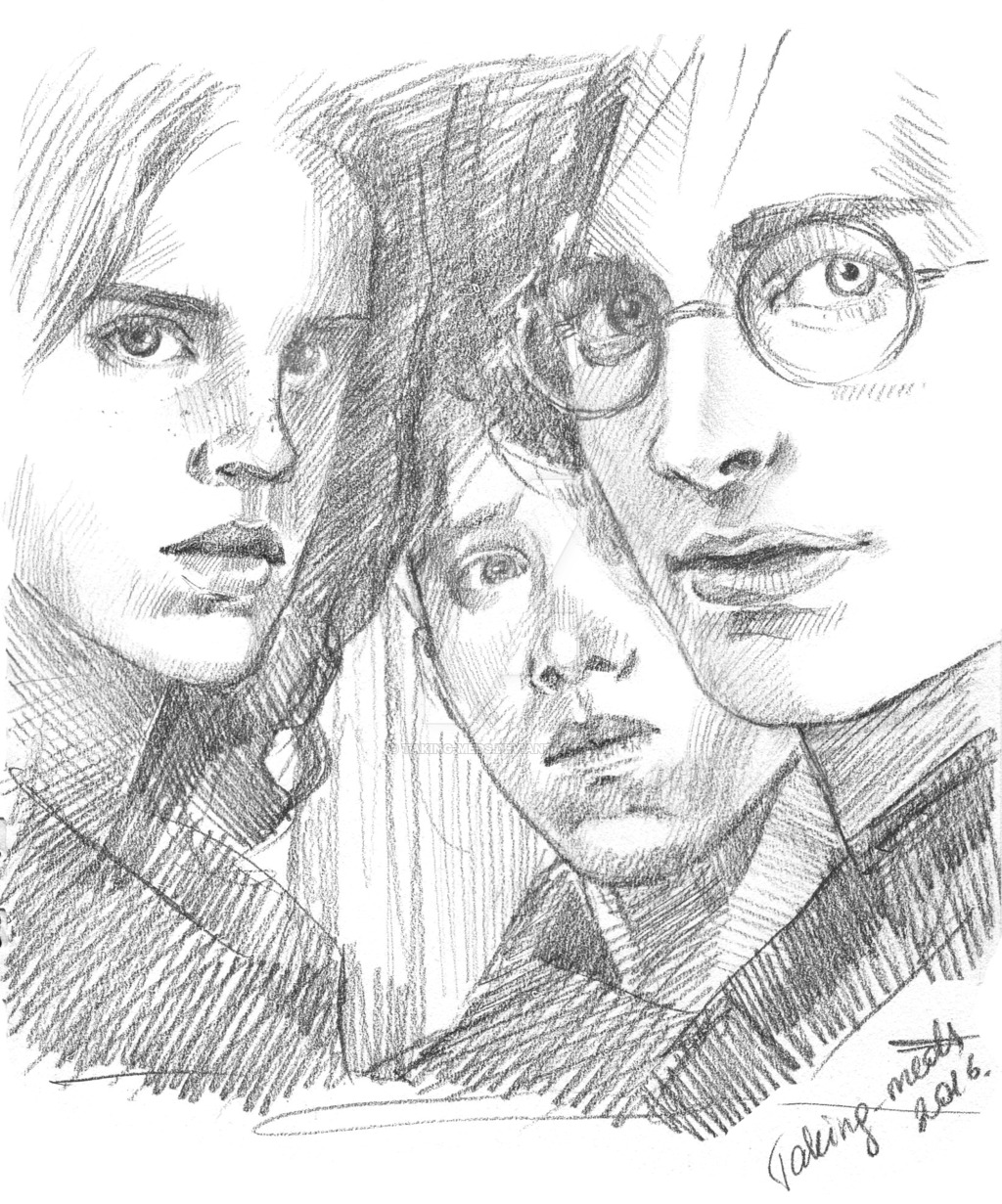 Harry Potter Drawing At Getdrawings