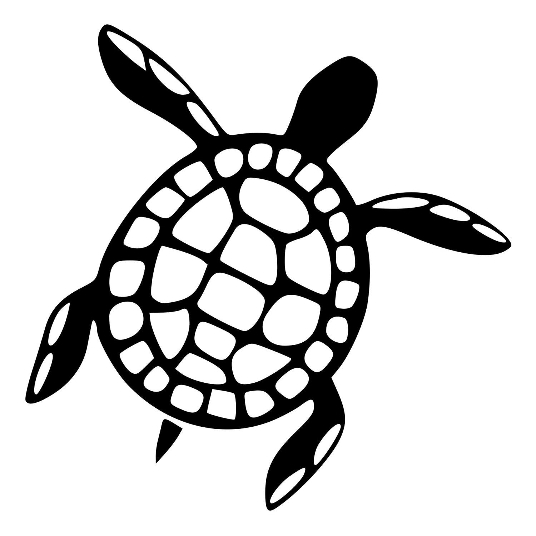 Hawaiian Sea Turtle Drawing At Getdrawings